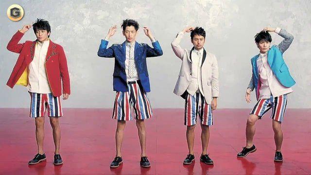UNO CM 瑛太 小栗旬 妻夫木聡 三浦春馬 「カッコつけようぜ」 on Vimeo