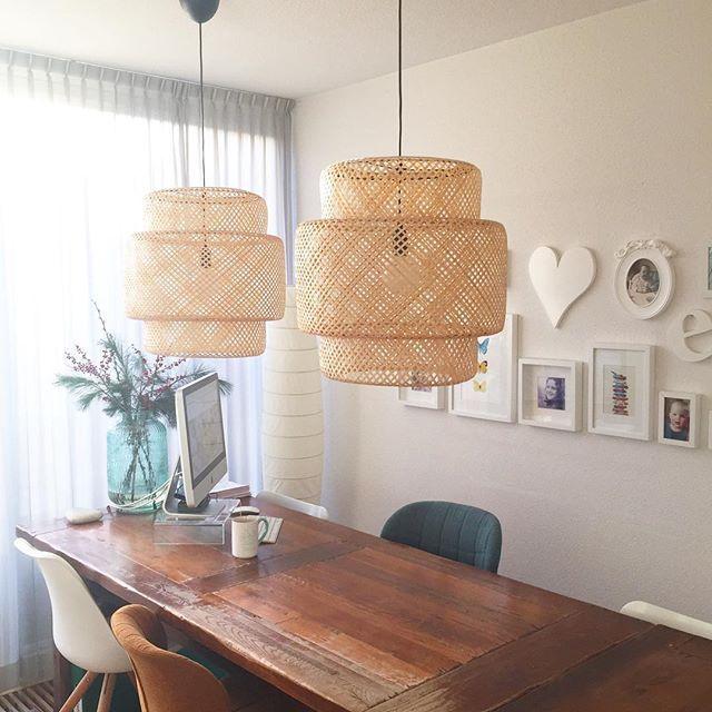 De SINNERLIG hanglamp bij @jodifotografie | #IKEABijMijThuis