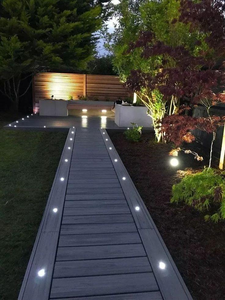 43 Kreative Gartenideen Zum Kleinen Preis Fur Ihr Zuhause 41 Fur Gardengarageideaspatio Beleuchtung Garten Diy Gartenideen Garten Design