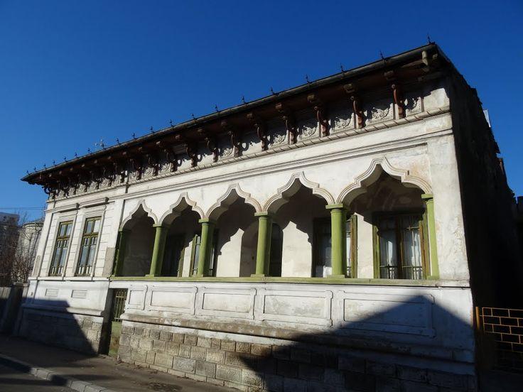 Casa farmacistului Bobeș din Buzău