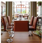 Lake District hotel: The Angel Inn, Bowness on Windermere