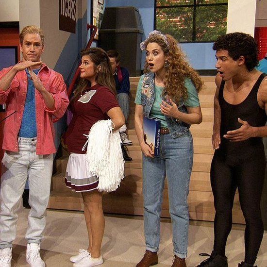 Pin for Later: Time-Out! It's the Saved by the Bell Reunion You've Been Waiting For
