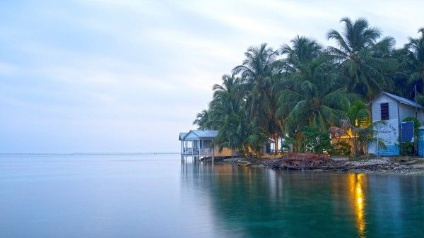 The Tiny Houses of Belize