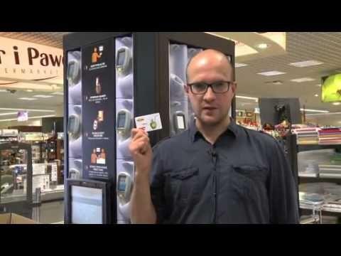 Sam zeskanuj zakupy w supermarkecie Piotr i Paweł w Brwinowie