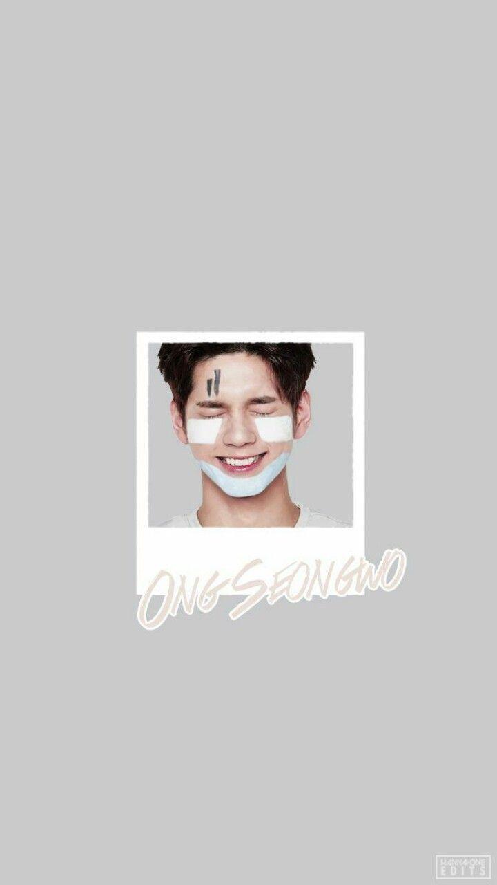 #WannaOne #WannaOneWallpaper #Produce101 #OngSeongwoo
