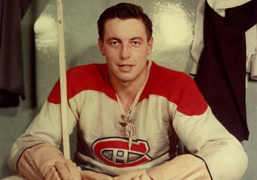 jean beliveau - passed away today 12/2/14 a childhood icon of mine... RIP Jean