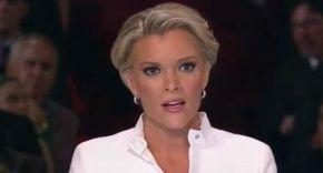 Megyn Kelly hosts a Republican presidential primary debate on March 3, 2016. (Fox News)