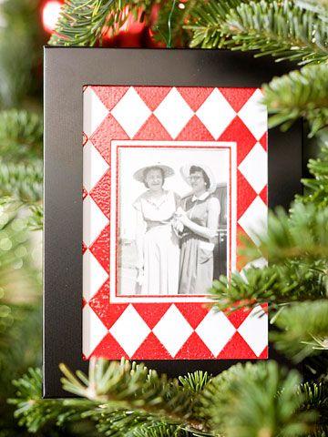 21 best Frame Ornaments images on Pinterest | Photo decorations ...