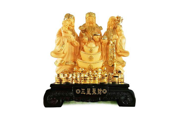 เทพฮกลกซ ว แห งความเป นศ ร มงคล ของขว ญมงคลว นข นป ใหม ของขว ญข นบ านใหม