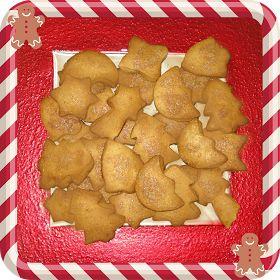Χριστουγεννιάτικα μπισκότα κανέλας