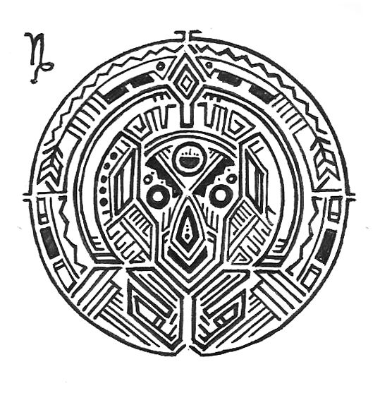 Gumalab Zodiac horoscope sign of Capricorn