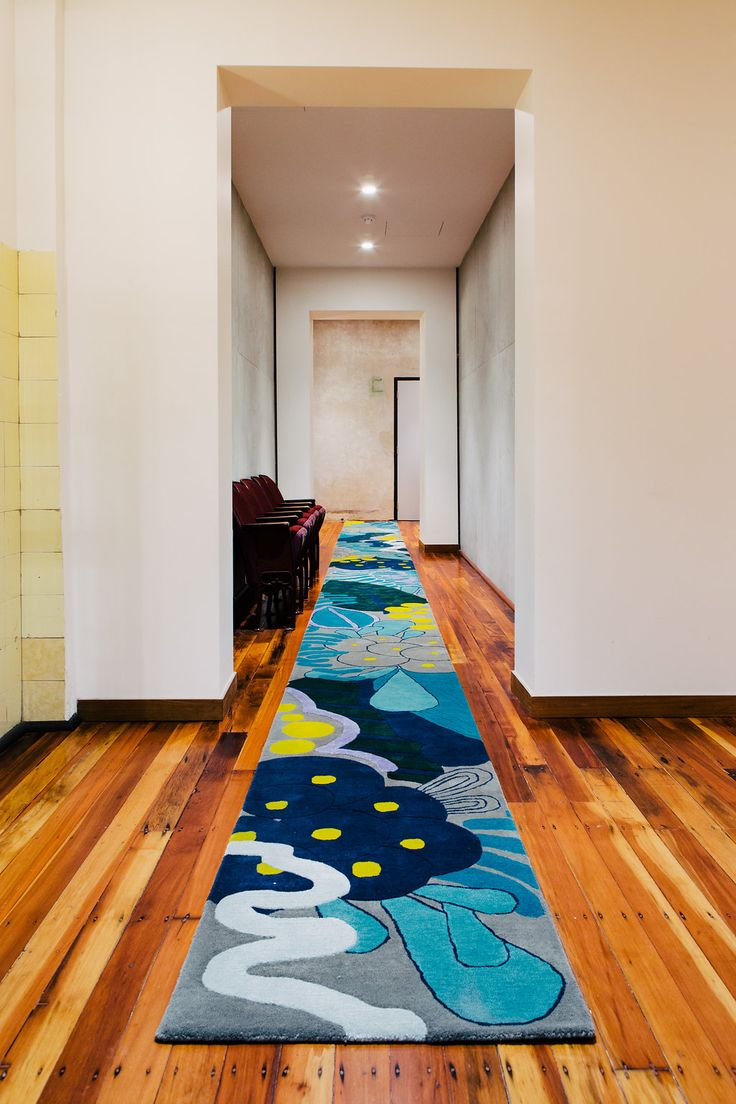 Tappeti rugs for The Old Clare Hotel, Sydney.