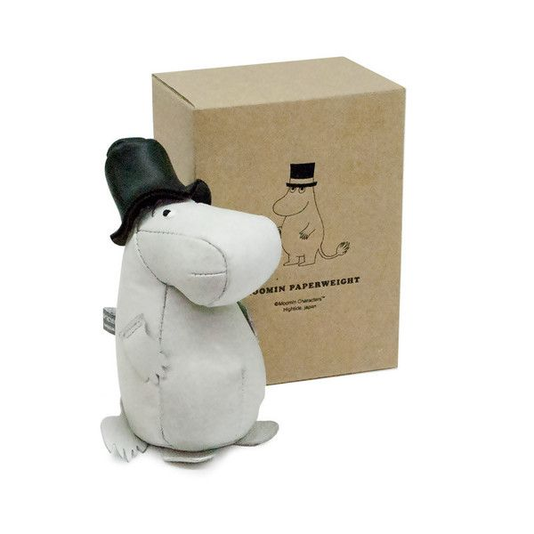 Moomin Paperweight from Japan
