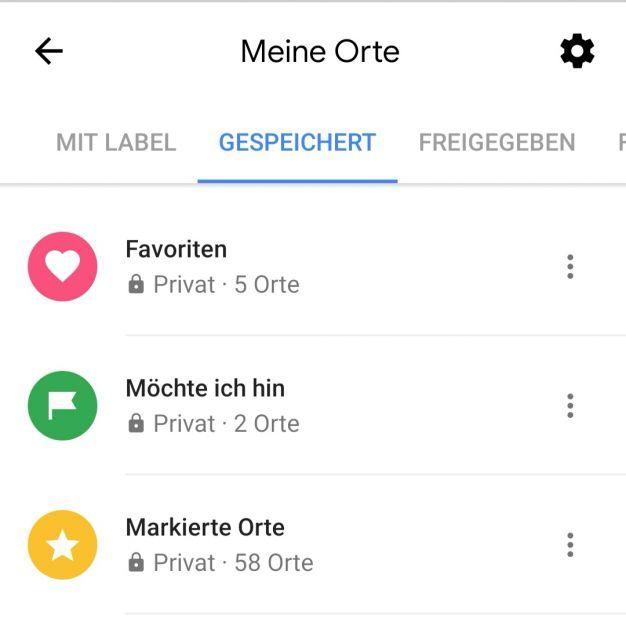 Gesetzte Markierung Loschen Google Maps Android Und Ios Android Ios Markierung