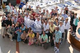 Group escorted tour to Europe 2013