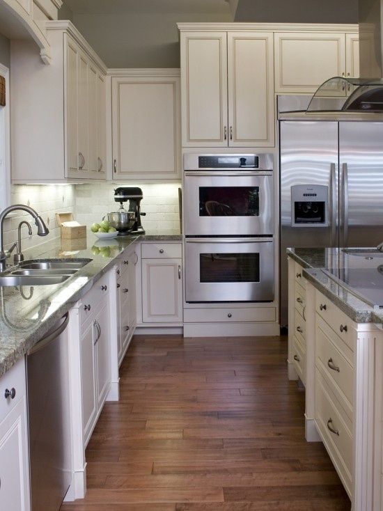 Wall Ovens Next To Refrigerator Design Pictures Remodel