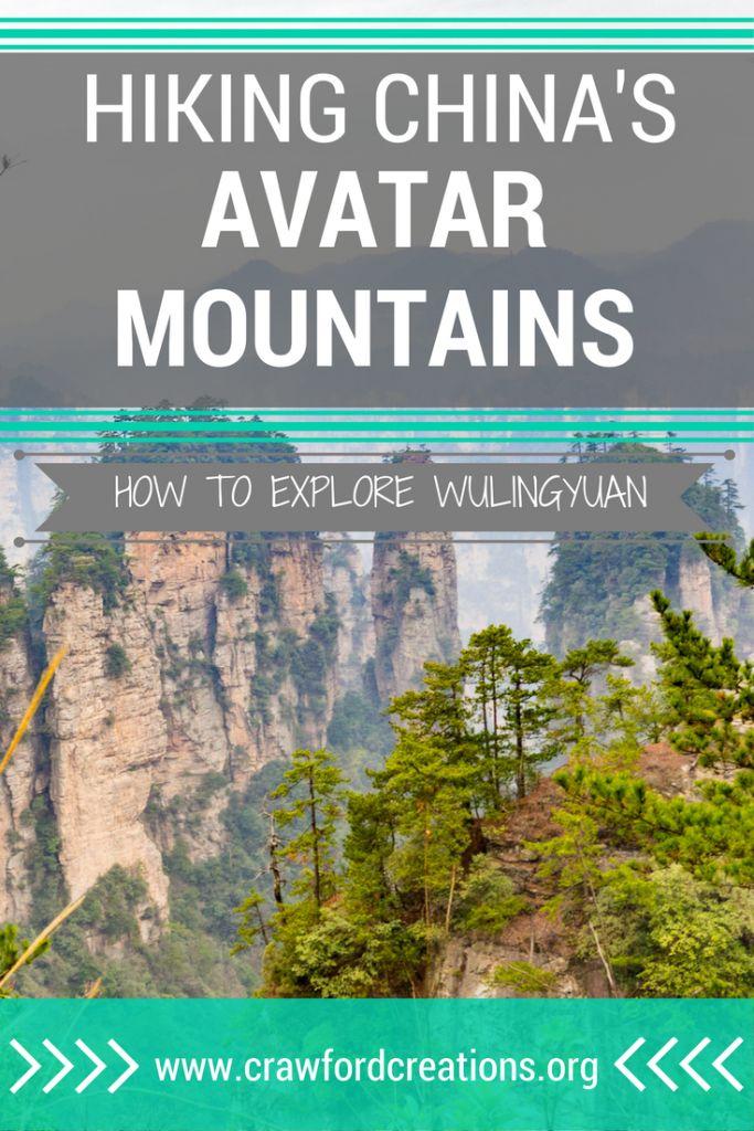Zhangjiajie | Avatar Mountains | Wulingyuan Scenic Area | Hiking | China