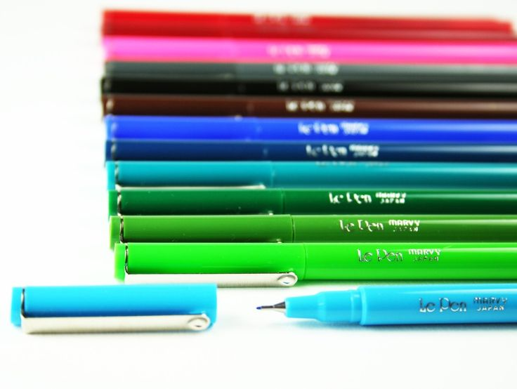 I love these pens! Slim size, great to slip them into your purse.Acid free, and non toxic, plus smudge-proof ink.Micro fine 0.3mm tip with pocket clip on cap. Order six or more, they will be $2 each. Refund will be processed after payment is received.