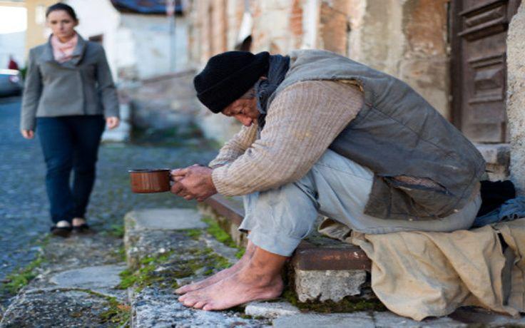 Un om sărac a fost întrebat de un om bogat de ce zâmbește dacă nu are nimic pe această lume. Răspunsul te va copleși