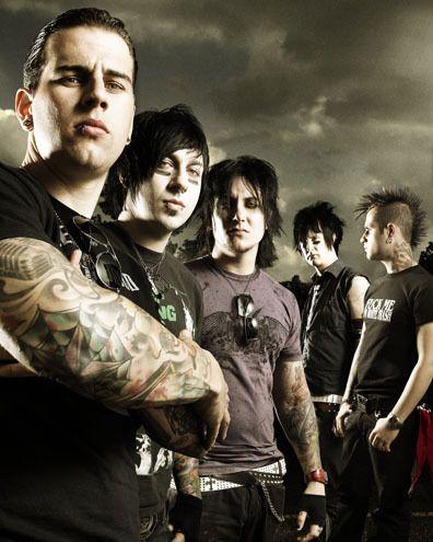 Avenged Sevenfold- HOLY  COOOOOOOW MUST SEE THEM SOON.