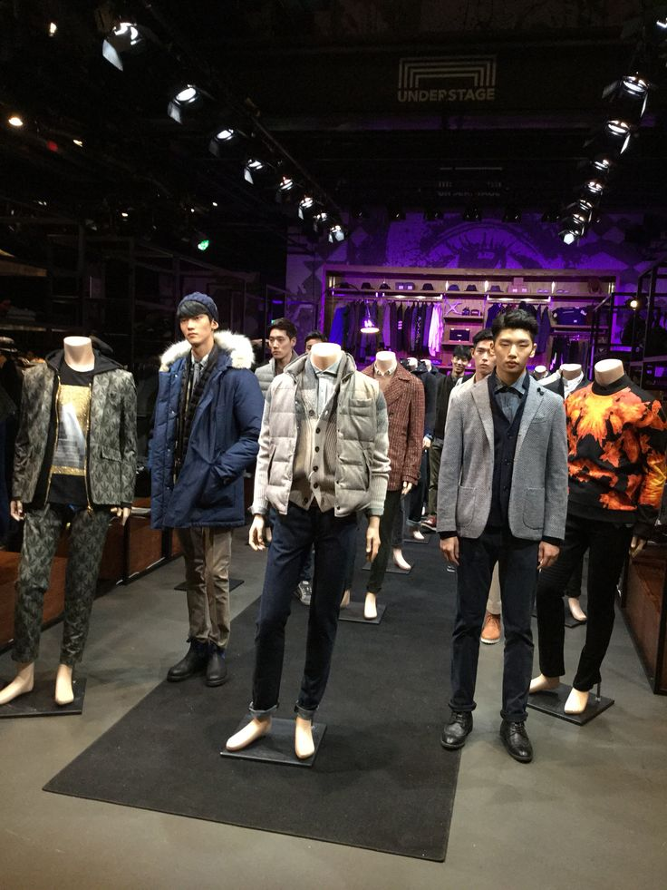 Hyundai Card Fashion Week 02 - Casual Week for Men (*Model : Jeong YongSoo)