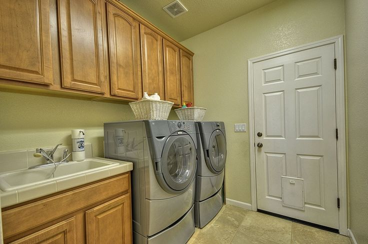 Laundry Room Accessories and Features