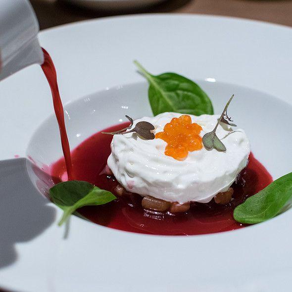 Soupe Bortsh @ Baraka Restaurant & Lounge