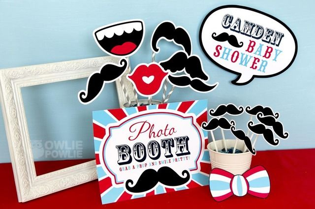 Photo props at a Little Man Mustache Party #littleman #mustachepartyPhotos Booths, Birthday Parties, Booths Ideas, Man Mustaches, Mustache Baby Showers, Mustaches Baby, Parties Ideas, Baby Shower Parties, Party Ideas