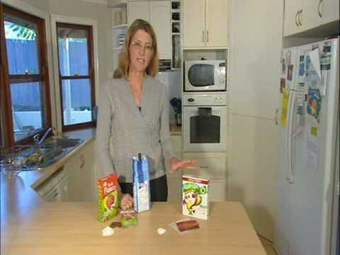 Save money - DIY Kids Snacks