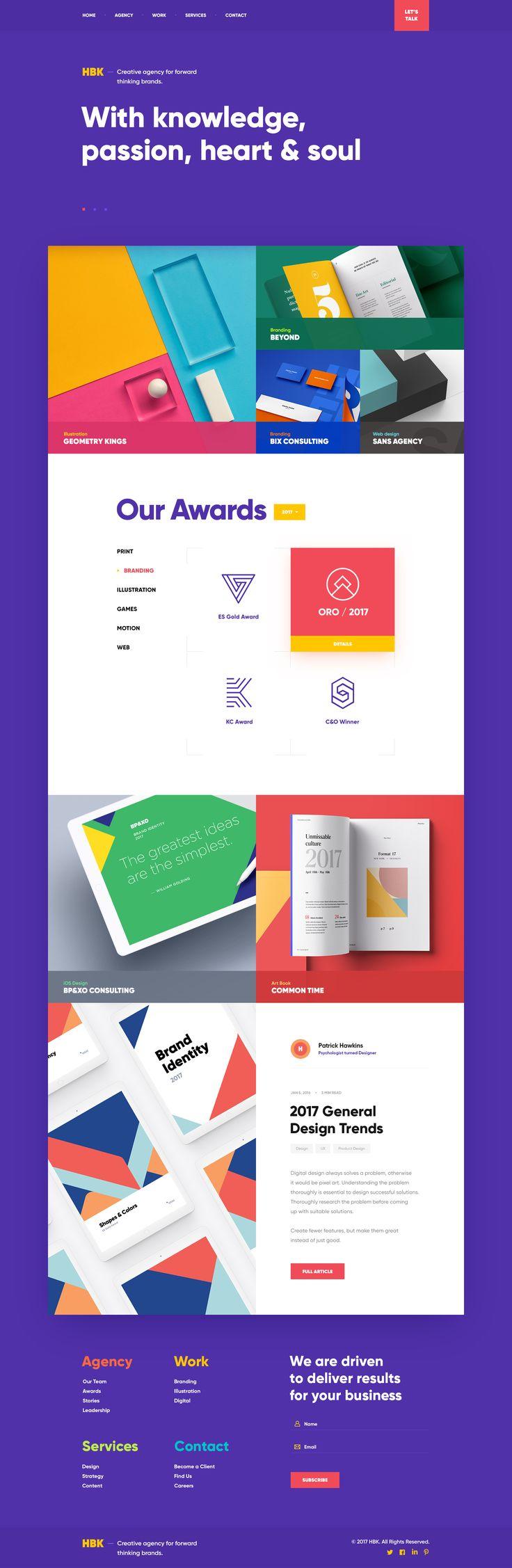Web site design studio