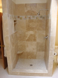 1000 Images About Inspiration Tile Showers On Pinterest