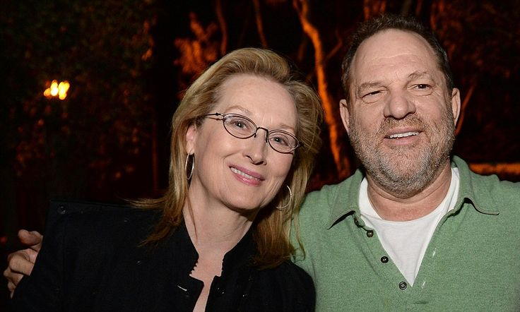 Harvey Weinstein and Meryl Streep to take on gun lobby with movie that will make NRA 'wish they weren't alive.'  Harvey Weinstein has revealed that he is planning a movie starring Meryl Streep that he hopes will bring down the gun industry.