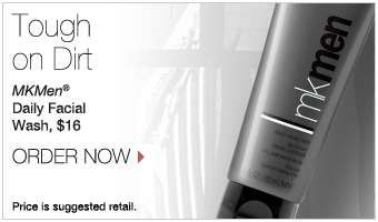 New Mary Kay men's cleanser!!