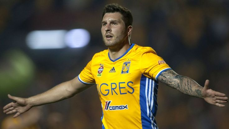 Tigres' Andre-Pierre Gignac denies hitting Mexican journalist