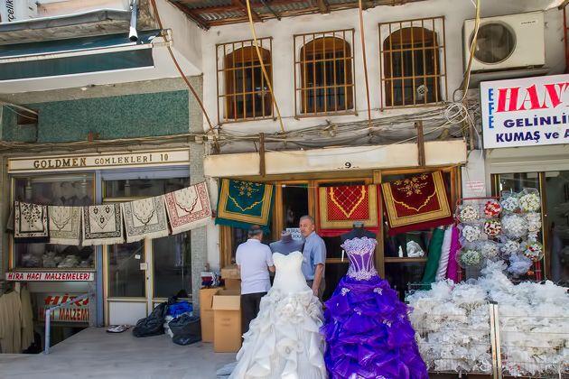 Han Bride, secrets of the Gran Bazar