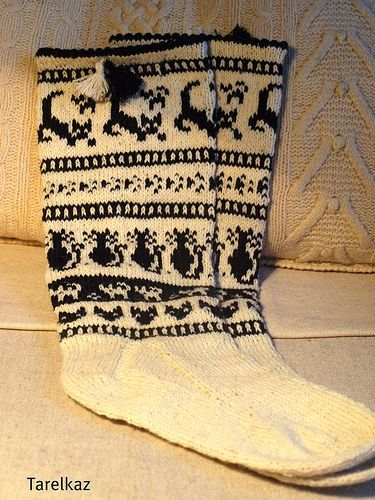 """Socks """"Cat 2"""" Can't find a pattern. MUST recreate these."""