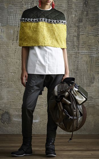 Marni Flash Collection Look 18 on Moda Operandi