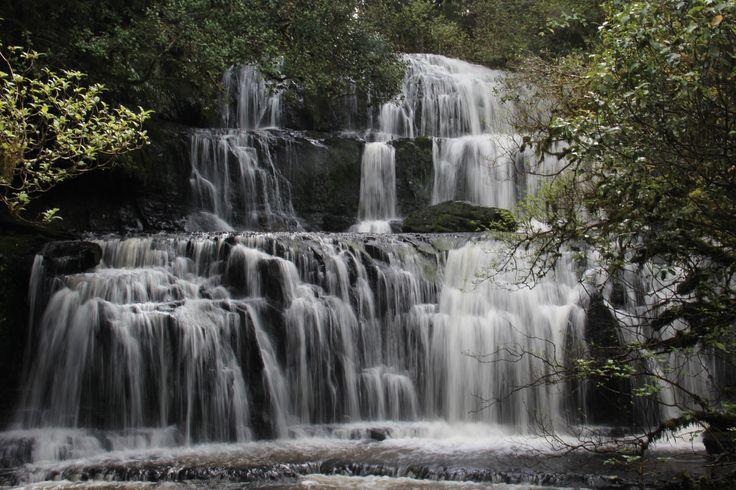 Purakanui Falls Caitlins