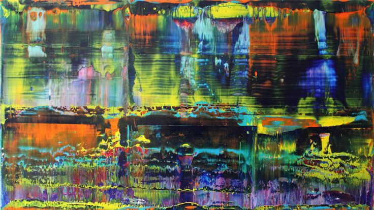new acrylic painting on canvas 100 cm x 70 cm NO.306