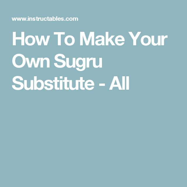 How To Make Your Own Sugru Substitute - All