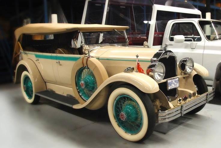 1927 Mclaughlin Buick Vintage Cars Pinterest Photos