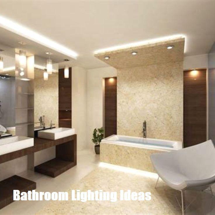 Bathroom Lighting Ideas You Would Want To Consider Badezimmereinrichtung Badezimmer Licht Luxusbadezimmer