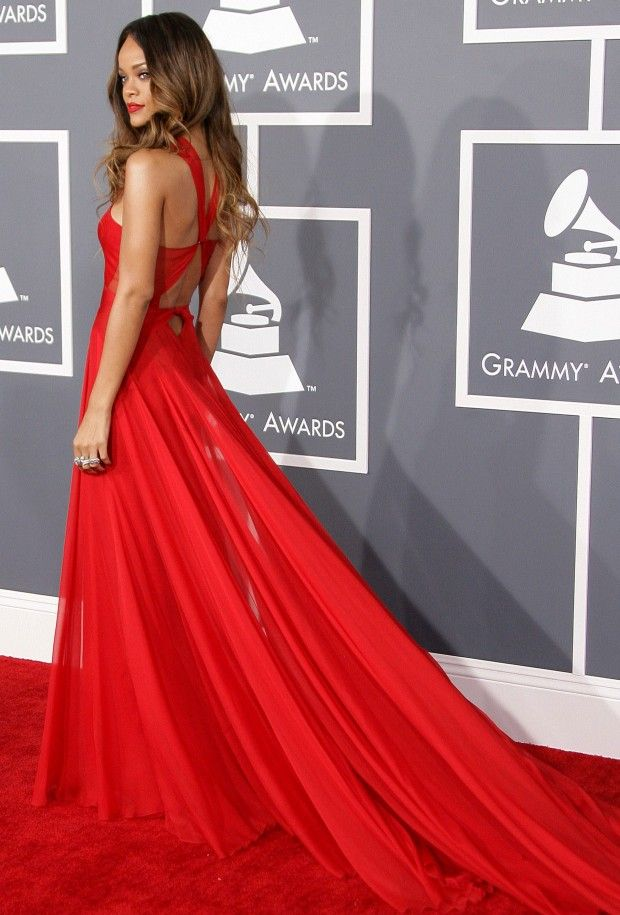 Size 8 long dresses grammys