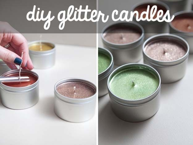 So are handmade candles! | 21 Delightful Ways To Make Homemade Holiday Gifts