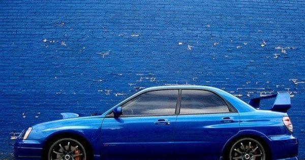 Subaru auto - fine image