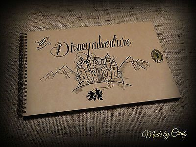 Disney #photo #album, autograph book, #scrapbook, adventure book, from up,  View more on the LINK: 	http://www.zeppy.io/product/gb/2/142119416583/
