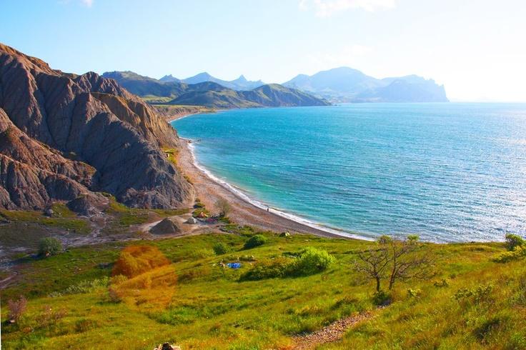 Morze Czarne. 10 wspaniałych miejsc na czarnomorskim ...