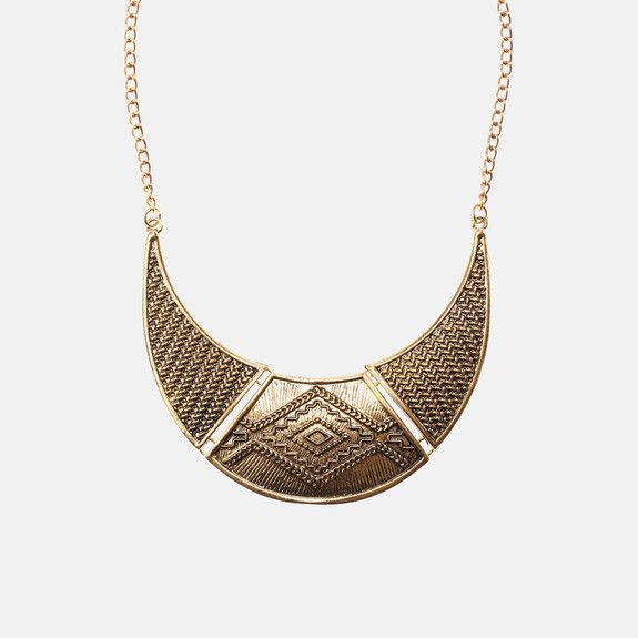 Miss Maxi - Egyptian Aztec Necklace