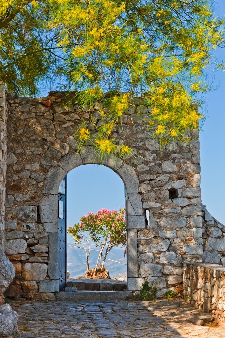 Palamidi Fortress . Nafplio, Greece