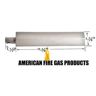 Grillpartszone- Grill Parts Store Canada - Get BBQ Parts,Grill Parts Canada: Blaze Cast Iron Burner | Replacement Cast Iron Bur...